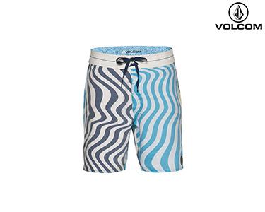 Calções de Banho Volcom® Spangler | Azul