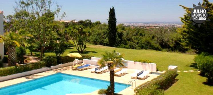 Verão no Algarve! 3 a 7 Noites em Apartamento T2 até 4 Pessoas no Ponta Grande Carvoeiro