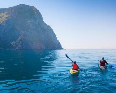 Passeio de Canoa na Arrábida | 1 ou 2 Pessoas | Até 3h - Flytime