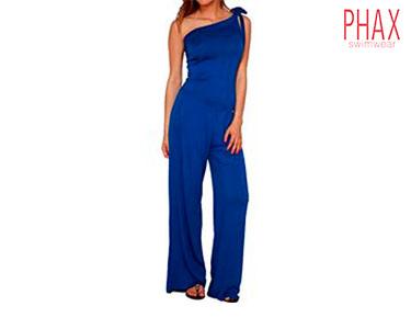 Macacão Azul c/ Uma Alça Phax® | Escolha o Tamanho