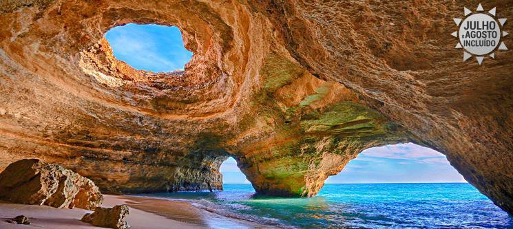 Férias de Verão no Algarve! 3 a 7 Noites no Hotel São Sebastião de Boliqueime
