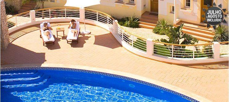 Algarve para 4 ou 6 Pessoas: 3 a 7 Noites na Quinta da Encosta Velha 4* desde 350€