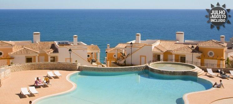 Quinta da Encosta Velha - Santo António Villas, Golf & Spa 4* | Algarve para 4 ou 6 Pessoas