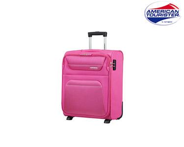 Mala American Tourister® Spring Hill Upright Rosa | Cabine Size