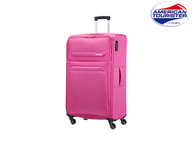 Mala American Tourister® Spring | Hill Spinner Rosa L