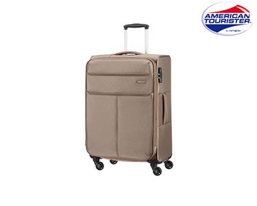 Mala American Tourister® Colora III | Spinner Cinza M