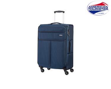 Mala American Tourister® Colora III | Spinner Azul Marinho M