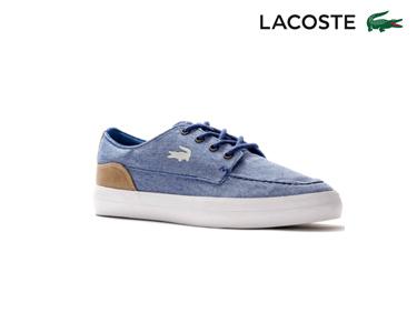 Ténis Lacoste® Vaultstar Homem | Azul
