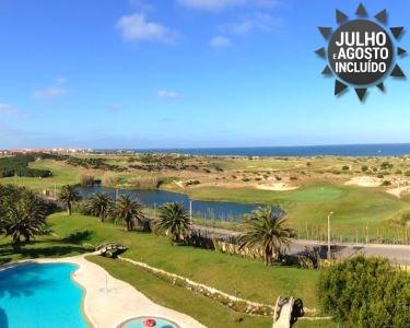 1 a 4 Noites de Férias & SPA no MH Atlântico Golfe Hotel 4* | Peniche