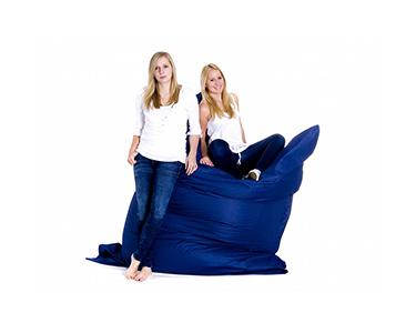 Puff Impermeável XXL Azul Escuro | 180x230cm
