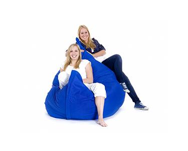 Puff Impermeável XXL Azul | 180x230cm