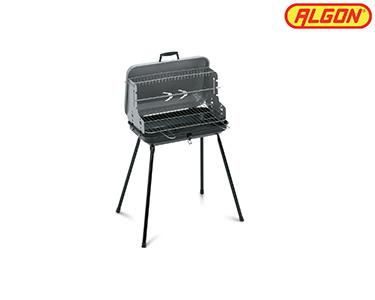 Grelhador Portátil  Algon® | C/ Grelha Superior
