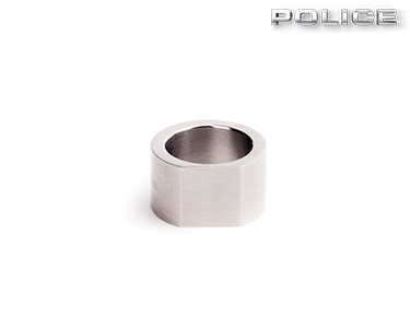 Anel Police®Touch | Prateado