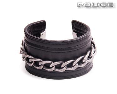 Bracelete Police® Briot | Preta