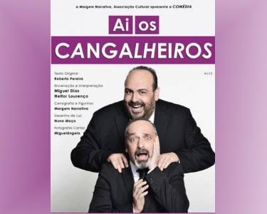 «Ai Os Cangalheiros» | 17 de Junho | Cineteatro D. João V