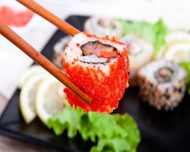 Workshop de Sushi no Estoril