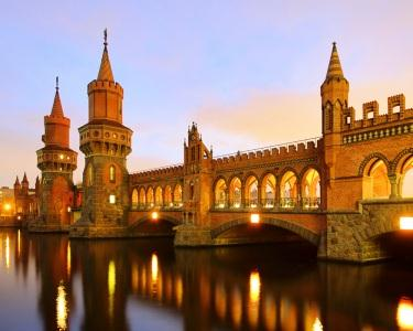 Berlim   2 ou 4 Noites + Voos + City Sightseeing