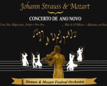 Concerto Ano Novo - Strauss & Mozart