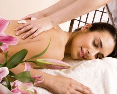 Relax Massage - 2 zonas