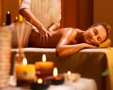 Candle Massage - 50 minutos