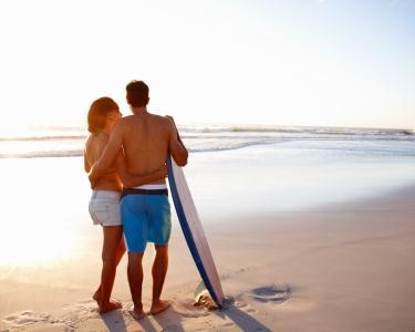 Aula de Surf e Massagem