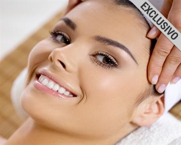 Spa Facial - Microdermoabrasão + Terapia do Oxigénio | 4 Clínicas