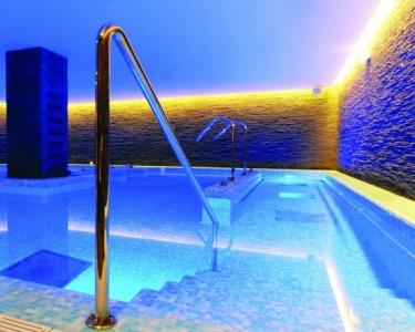1 a 3 Nts Românticas no Luso | Hotel Alegre c/ Opção Pausa Zen - Maloclinic Termas do Luso