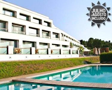 1, 2, 3 e 5 Noites c/ Jantar & SPA no Gerês | Monte Prado Hotel 4 *