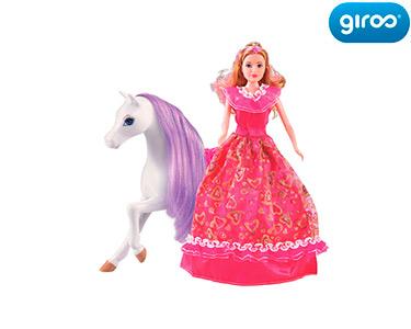 Princesa com Cavalo | Giros