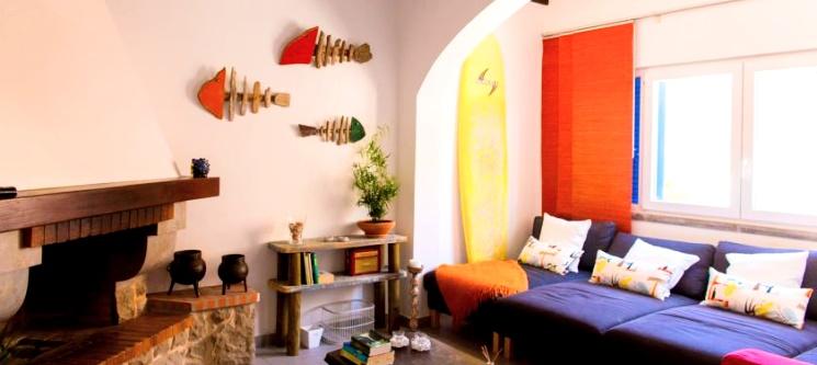 Vamos para Peniche? 1 a 3 Nts de Sol & Praia   Pura Vida Beach Hostel