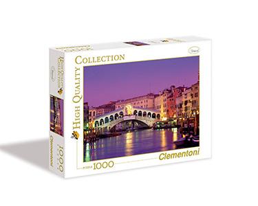 Puzzle Ponte de Rialto 1000 Peças | Clementoni®