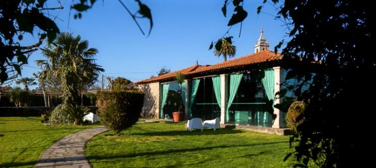 Fuga 1 ou 2 Noites em Vila do Conde   Quinta S. Miguel de Arcos