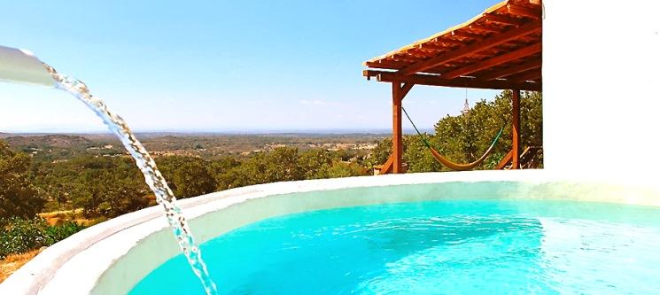 Top Relax a Dois! 1 ou 2 Noites em Eco-Villa | Marvão