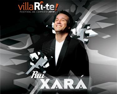 «Rui Xará» | Stand-Up Comedy | Villari-Te | Teatro Villaret |2 Pessoas