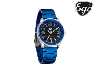 Relógio Ego®   Unissexo Liberty Blue