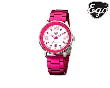 Relógio Ego® | Senhora Liberty Pink