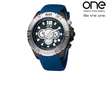 Relógio One® All Road Azul | Homem