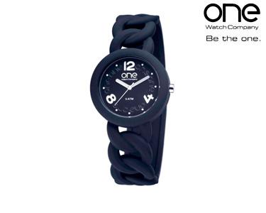 Relógio One® Colours Chain | Azul