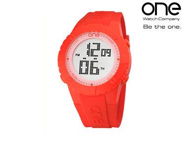 Relógio One® | Senhora Digi Rosa