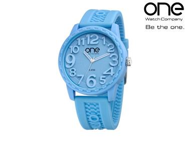 Relógio One® Scan | Azul
