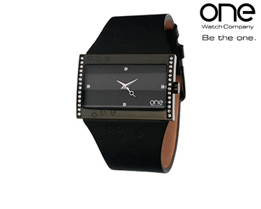 Relógio One® Sight Preto | Senhora