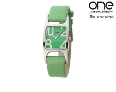 Relógio One® Verde | Senhora