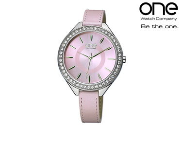 Relógio One® Spotlight Rosa | Senhora