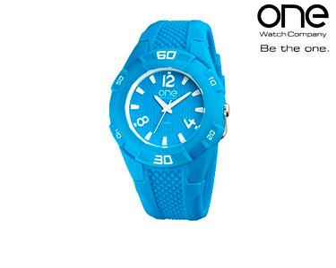 Relógio One® | Senhora Tone Azul