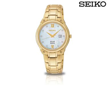 Relógio Seiko® Mulher   SUT216P1
