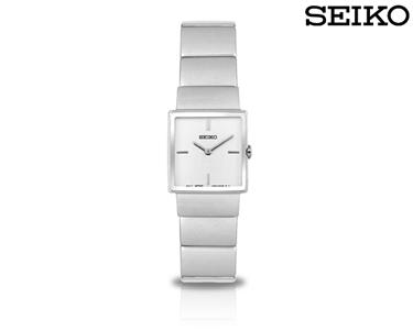 Relógio Seiko® Mulher | SXJT71