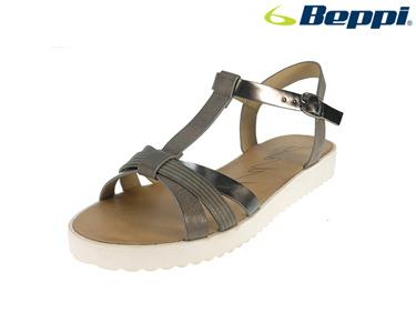 Sandálias Casuais Beppi®   Cinza