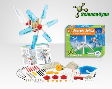Jogo Energia Eólica - Science4you