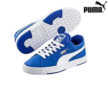 Ténis Puma® Suede Azul | Júnior