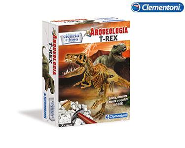 T-Rex Clementoni® | Brinca e Aprende!